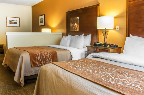 Suites At Comfort Inn Ruidoso New Mexico Hotel