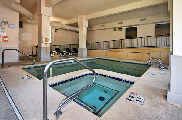 Indoor Heated Swimming Pool , Spa - Comfort Inn Midtown - Ruidoso ...